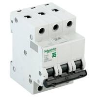 Автоматический выключатель ShneIder Electric Easy 3Р 25А 4,5кА х-ка С