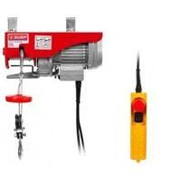 Электротельфер ЗЭТ-250 мощность 500 Вт диаметр троса 3 мм 220 вольт