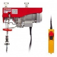 Электротельфер ЗЭТ-500 мощность 900 Вт диаметр троса 4,2 мм 220 вольт