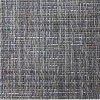 Плетеное виниловое покрытие 14023 30 м2/рул Carbon