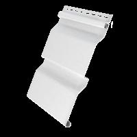 Сайдинг Grand Line D4.4 белый 3600*244 мм 1/22