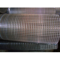 Сетка штукатурная металлическая сварная 50*50*1,6мм 1,5*30 м цинк
