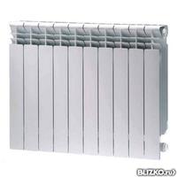 Радиатор 10 секций Hydrosta 500 биметалл Корея